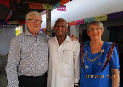 Jacobin isä ja mamma ja pappa