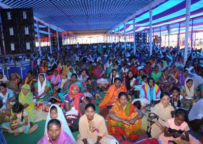 Konferenssissa yli 10 000 uskovaa