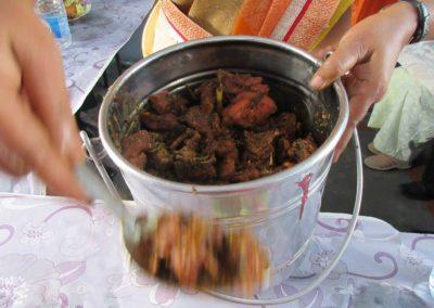 Intialaista ruokaa